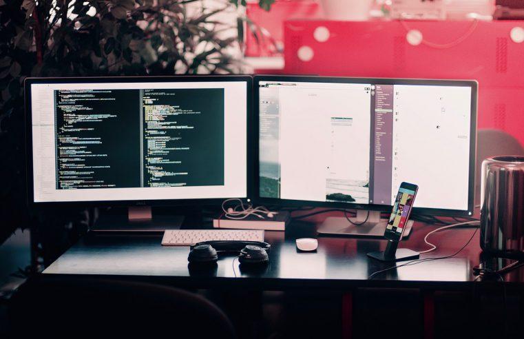 Praca na dwa monitory