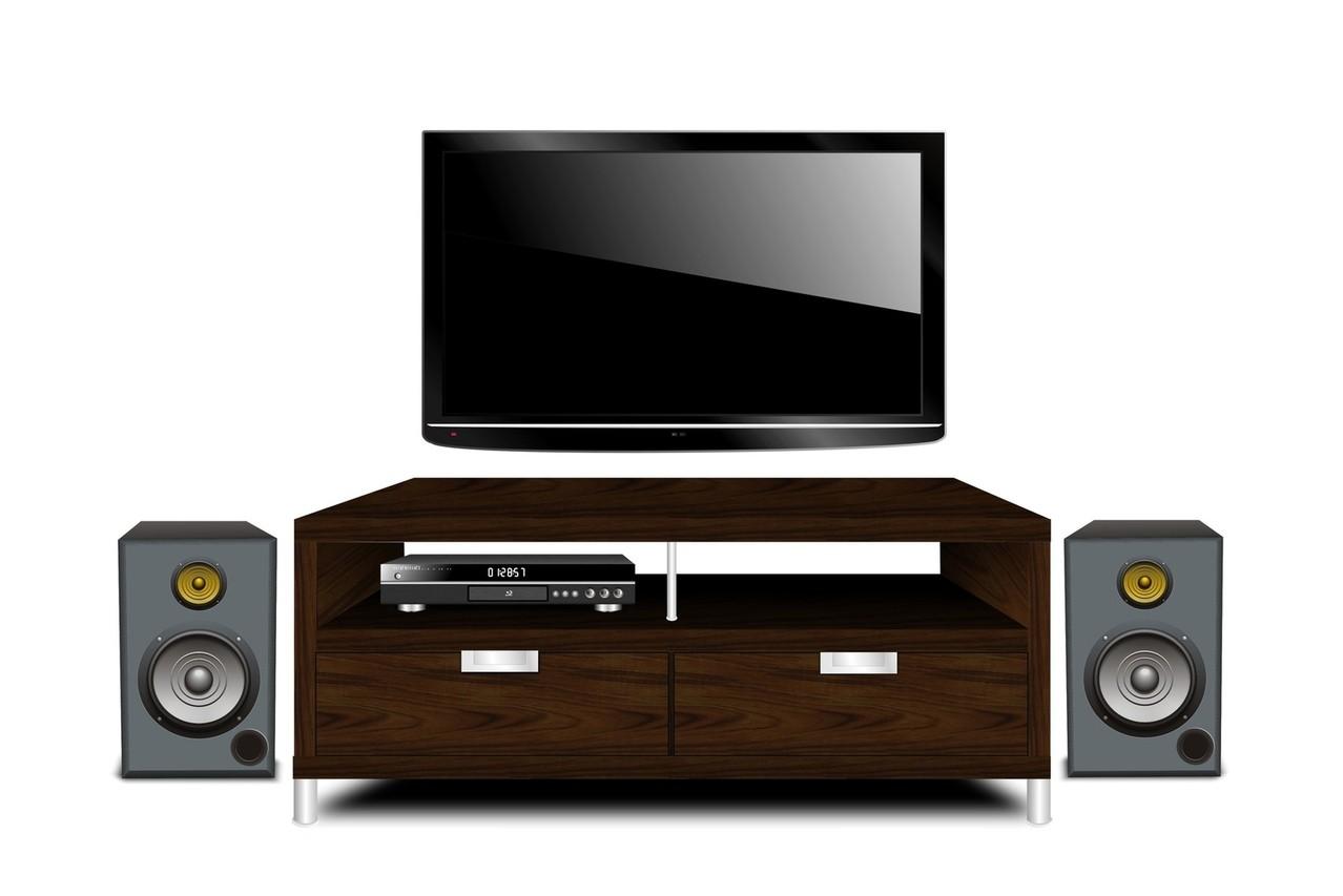Stolik pod telewizor musi mieć odpowiedni rozmiar