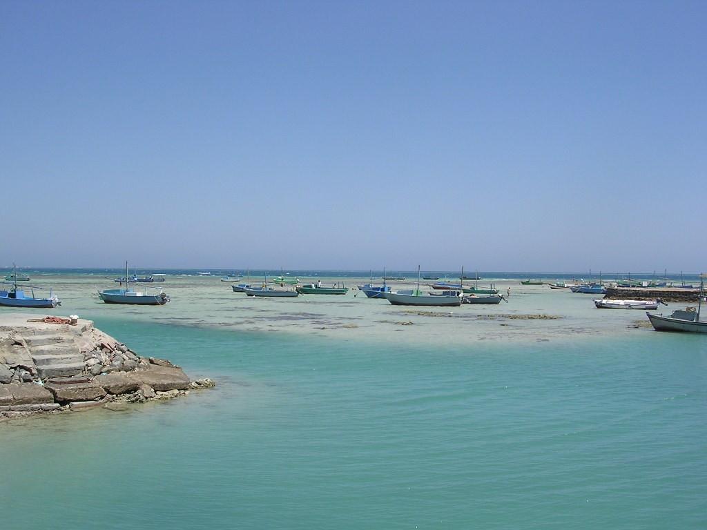 Egipt – kierunek nurkowanie