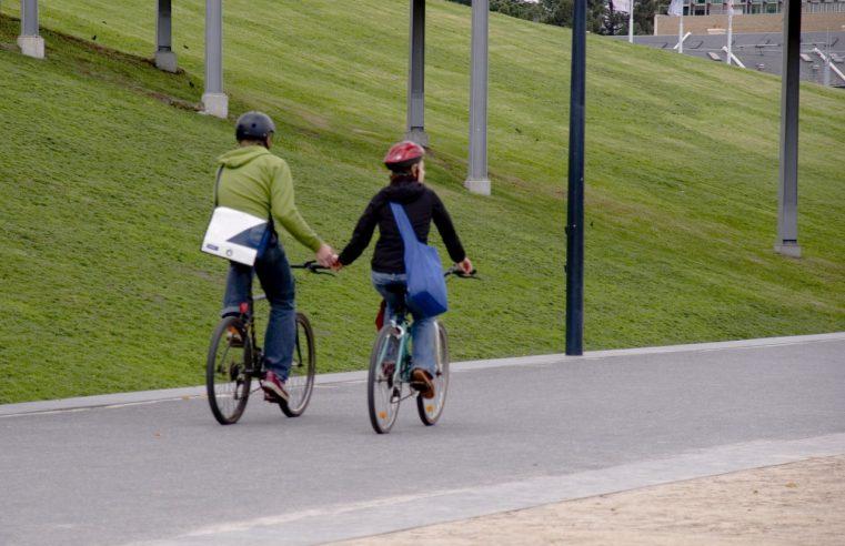 Wypoczynek rodzinny na rowerze